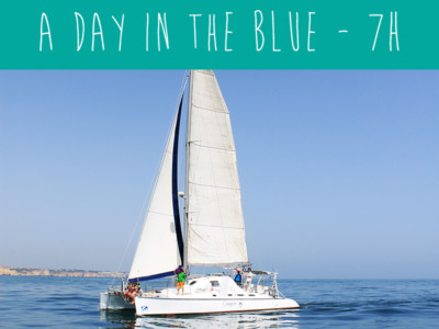 A day in the blue