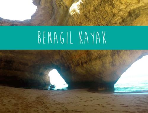 BENAGIL Kayak
