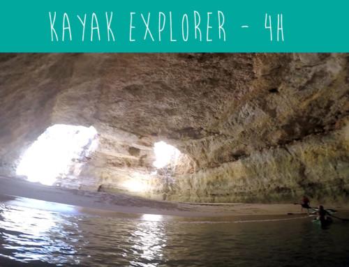 BENAGIL Kayak Explorer