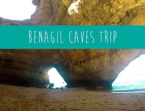 Benagil Cave Trip