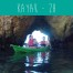 Kayak trip with wildwatch Algarve boat trips