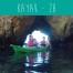 Kayak trip with wildwatch Algarve boat trips
